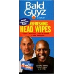 Refreshing Head Wipes