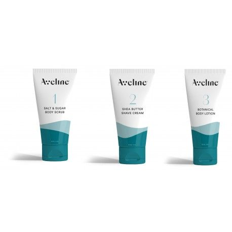 Aveline creams and lotions set