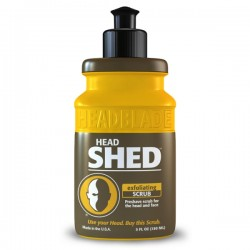 HeadShed Scrub 5oz/150ml