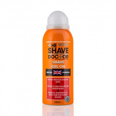 Shave Doctor Shave Gel Oil Rollerball 100ML