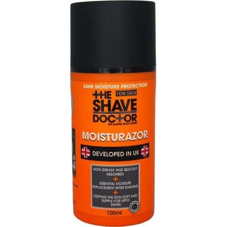 Shave Doctor Moisturazor 100ML